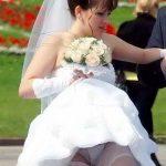 奇跡の瞬間!花嫁に起こった悲劇集