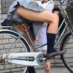 魅惑の自転車通学